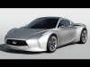 INFINITI EMERG-E: Design Sketch
