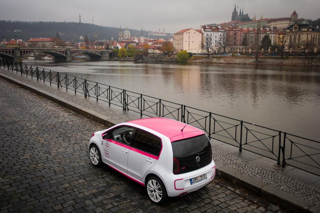 Экстерьер Volkswagen Mama up!
