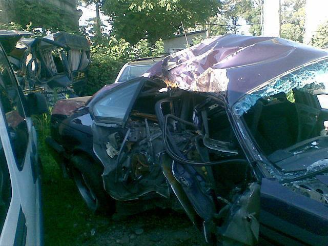 Car Accident Died What Should I Do