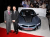 Ludwig Willisch (CEO and President BMW North America) and Simon Pegg