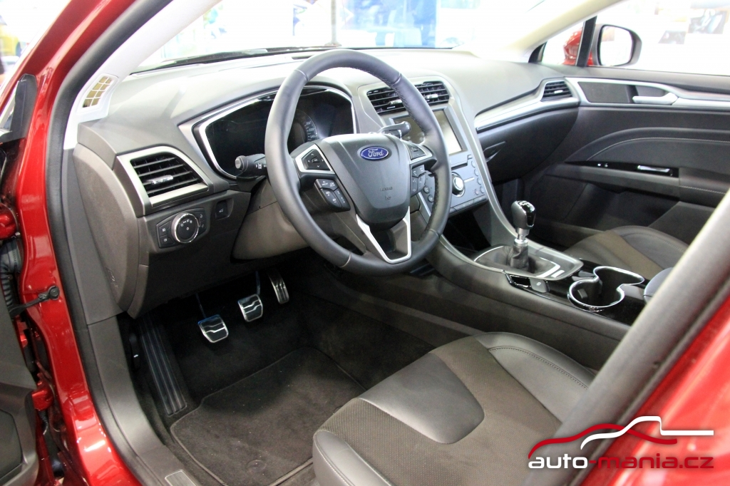 Novy Ford Mondeo Ford Mondeo 06