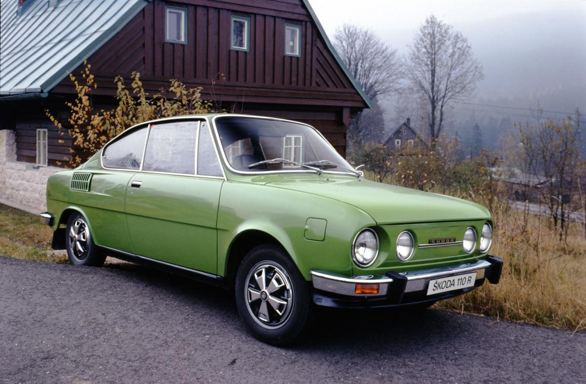 05 Skoda 110 R Coupe
