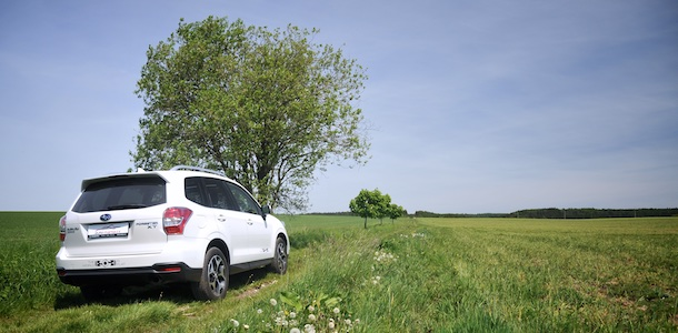 Subaru Forester XT test (2)