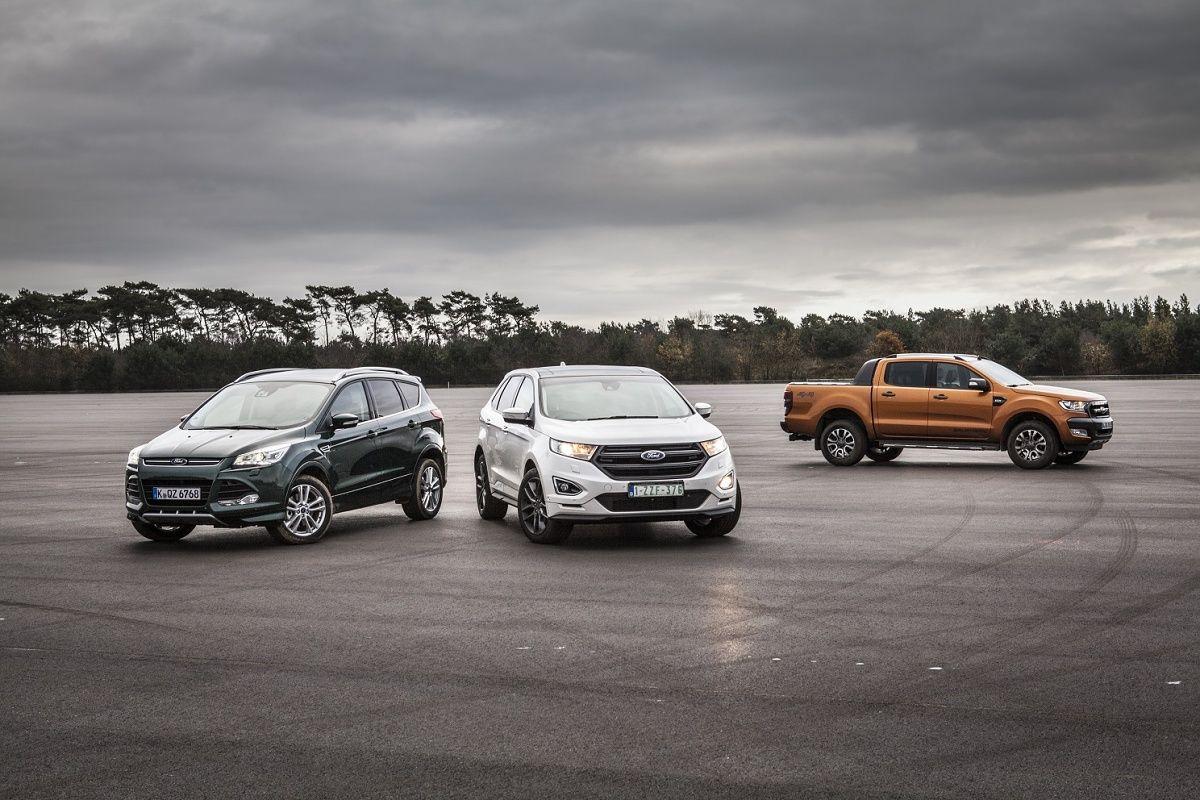 Ford-Kuga-Edge-Ranger
