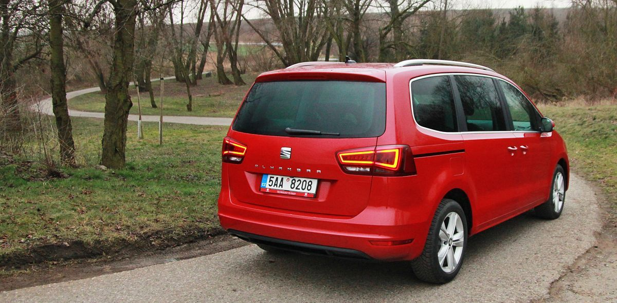 test seat alhambra 2 0 tsi 220k dsg. Black Bedroom Furniture Sets. Home Design Ideas