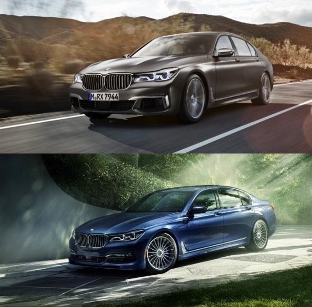 Bmw Xdrive Problems: Ženeva 2016: BMW M760Li A Alpina B7, 600 Koní A 800 Nm