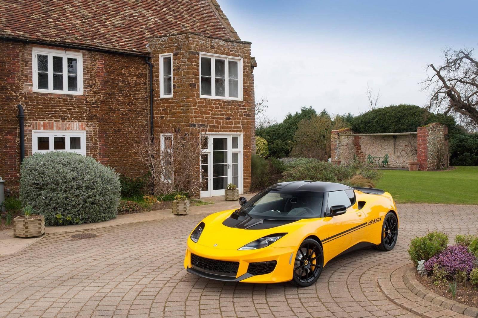 Lotus Evora Sport 410 2