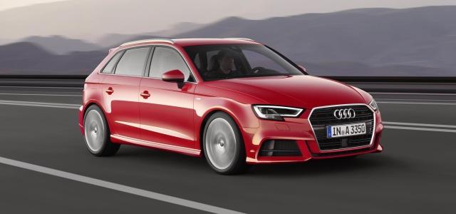 Předprodej modernizovaného Audi A3 zahájen