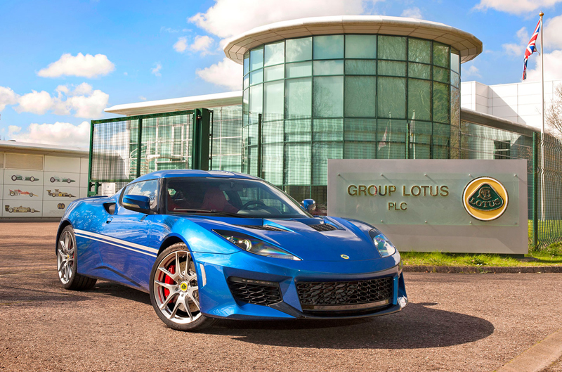 Lotus Evora 400 Hethel Edition 1
