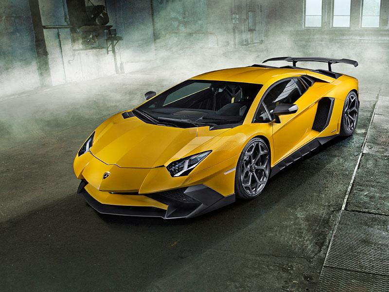 Novitec Torado Lamborghini Aventador LP 750-4 SV 4