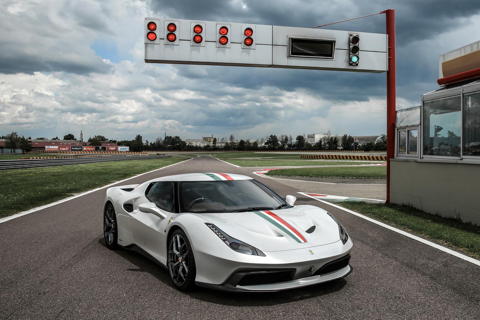 Ferrari 458 MM Speciale 2