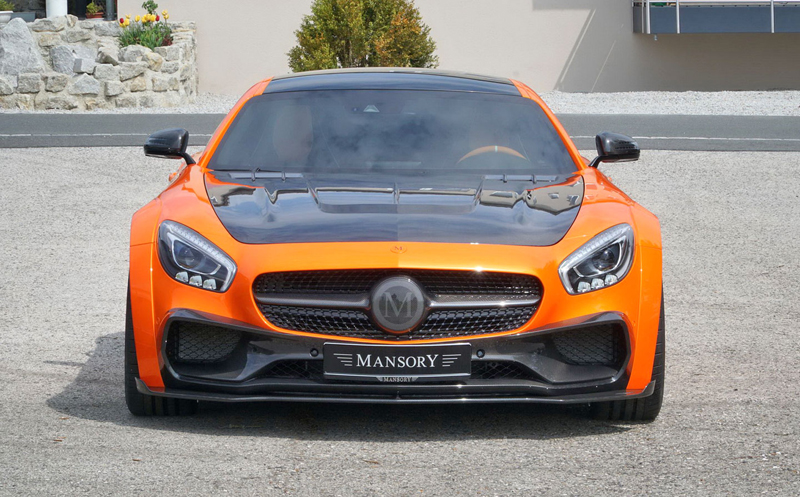 Mansory Mercedes-AMG GT S 1
