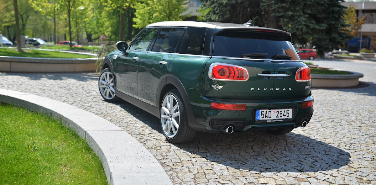 Test MINI Clubman Cooper SD (1)