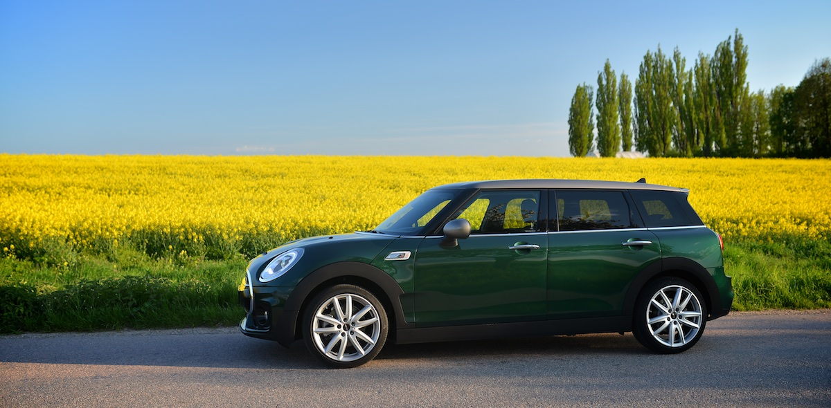 Test MINI Clubman Cooper SD (2)