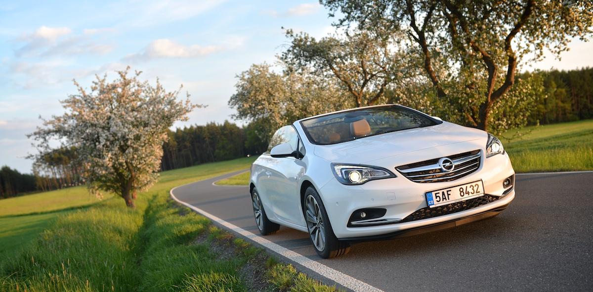 Test Opel Cascada
