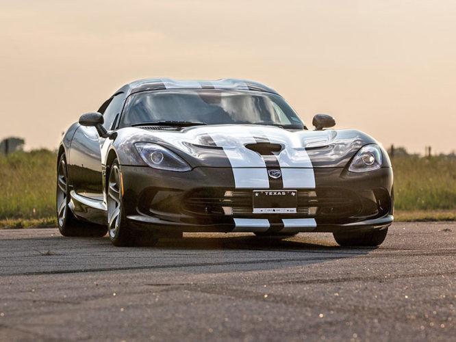 Hennessey Venom 800: Dodge Viper se loučí – foto + video