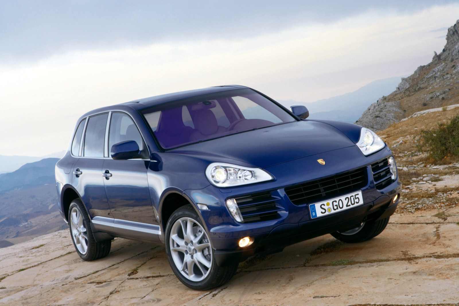 Porsche-Cayenne-2009