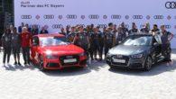 Automobilka Audi spolupracuje s fotbalovým klubem FC Bayern Mnichov už od roku 2002. Pro nadcházející, již patnáctou sezónu se Audi rozhodlo, že všem hráčům nadělí nová auta. Pánové měli volnou […]