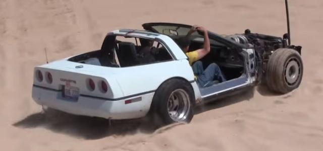 I z aut, do kterých bychom to nikdy neřekli, se mohou stát offroadové speciály, třeba jako z tohoto Chevroletu Corvette z roku 1985. Pohon všech kol sice nepřibyl, za to […]