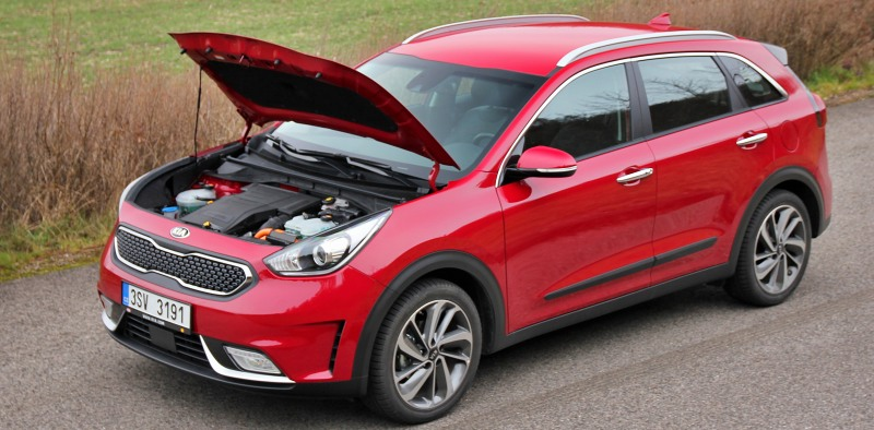 test kia niro 16 gdi hybrid p3 auto. Black Bedroom Furniture Sets. Home Design Ideas