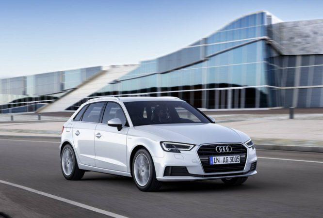 Audi rozšiřuje nabídku vmodelové řadě A3
