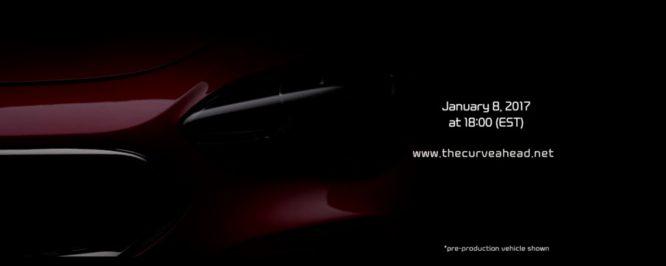 Kia odhaluje další teaset na svůj nový sportovní model – video